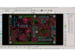 Kicad PCB design software